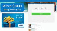 Get $1000 Visa Gift ...