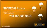 STOREDIG Airdrop