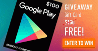 $100 Google Play Gift ...