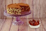 Glutenfreier Kuchen: Von